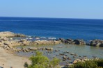 Pláž Tasos - ostrov Rhodos foto 3