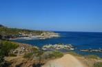 Pláž Tasos - ostrov Rhodos foto 5