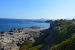 Pláž Oasis - ostrov Rhodos foto 1