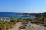 Pláž Nikolas - ostrov Rhodos foto 1