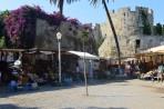 Město Rhodos - ostrov Rhodos foto 68