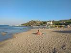 Pláž Kathara - ostrov Rhodos foto 2