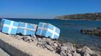 Pláž Kathara - ostrov Rhodos foto 6