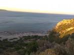 Pláž Mandomata - ostrov Rhodos foto 1