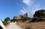 Hrad Asklipio - ostrov Rhodos foto 3