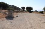 Hrad Asklipio - ostrov Rhodos foto 5