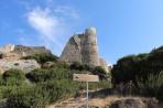 Hrad Asklipio - ostrov Rhodos foto 8