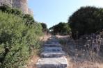 Hrad Asklipio - ostrov Rhodos foto 9