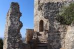 Hrad Asklipio - ostrov Rhodos foto 10
