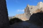 Hrad Asklipio - ostrov Rhodos foto 12