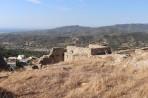 Hrad Asklipio - ostrov Rhodos foto 17