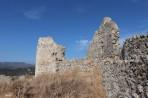Hrad Asklipio - ostrov Rhodos foto 18