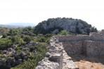 Hrad Asklipio - ostrov Rhodos foto 21
