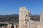 Hrad Asklipio - ostrov Rhodos foto 24