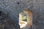 Hrad Asklipio - ostrov Rhodos foto 26
