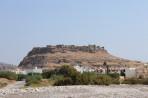 Hrad Feraklos - ostrov Rhodos foto 2