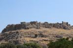 Hrad Feraklos - ostrov Rhodos foto 6