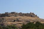 Hrad Feraklos - ostrov Rhodos foto 7