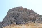Hrad Feraklos - ostrov Rhodos foto 8
