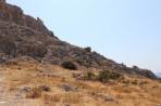 Hrad Feraklos - ostrov Rhodos foto 11