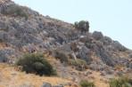 Hrad Feraklos - ostrov Rhodos foto 12