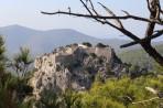 Hrad Monolithos - ostrov Rhodos foto 6