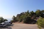 Hrad Monolithos - ostrov Rhodos foto 9
