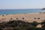 Pláž a maják Prasonisi - ostrov Rhodos foto 23