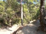 Sedm pramenů (Eptá Pigés) - ostrov Rhodos foto 4