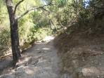 Sedm pramenů (Eptá Pigés) - ostrov Rhodos foto 5
