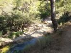 Sedm pramenů (Eptá Pigés) - ostrov Rhodos foto 7