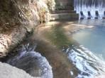 Sedm pramenů (Eptá Pigés) - ostrov Rhodos foto 13