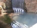 Sedm pramenů (Eptá Pigés) - ostrov Rhodos foto 14