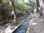 Sedm pramenů (Eptá Pigés) - ostrov Rhodos foto 17