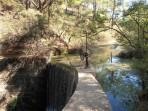 Sedm pramenů (Eptá Pigés) - ostrov Rhodos foto 20