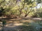 Sedm pramenů (Eptá Pigés) - ostrov Rhodos foto 21