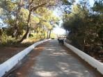 Sedm pramenů (Eptá Pigés) - ostrov Rhodos foto 25