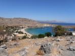 Lindos - ostrov Rhodos foto 3