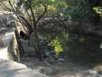 Sedm pramenů (Eptá Pigés) - ostrov Rhodos foto 29