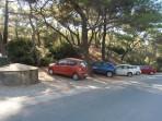 Sedm pramenů (Eptá Pigés) - ostrov Rhodos foto 36