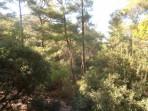 Sedm pramenů (Eptá Pigés) - ostrov Rhodos foto 38