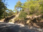 Sedm pramenů (Eptá Pigés) - ostrov Rhodos foto 39