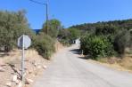 Apollona - ostrov Rhodos foto 6