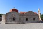 Asklipio - ostrov Rhodos foto 26