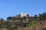 Asklipio - ostrov Rhodos foto 34