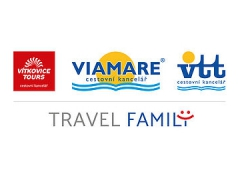 Součástí skupiny Travel Family se staly tři české cestovní kanceláře