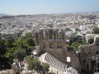 Základní informace o městu Athény