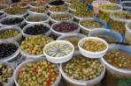Řecké olivy foto 2