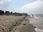 Pláž Limnaria (Marmari) - ostrov Kos foto 2